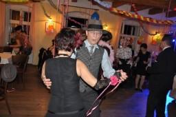 Maškarní ples 13. 2. 2016