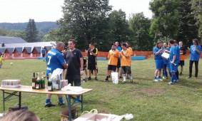 Fotbalový turnaj HO-DO-ÚD 2017