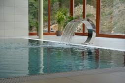 Penzion Jeseníky - Hotýlek u Pekina - wellness bazén