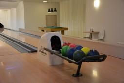 Wellness penzion Jeseníky Hotýlek u Pekina - bowling