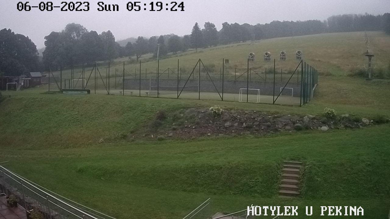 Webcam - Zlaté Hory - Dolní Údolí