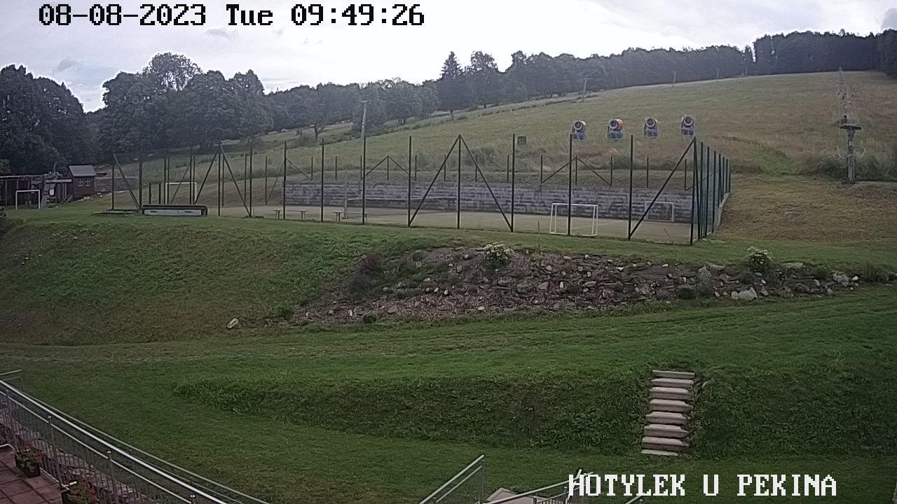 Kamera na żywo - Zlaté Hory - Dolní Údolí